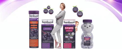 O Sambucol proizvodima