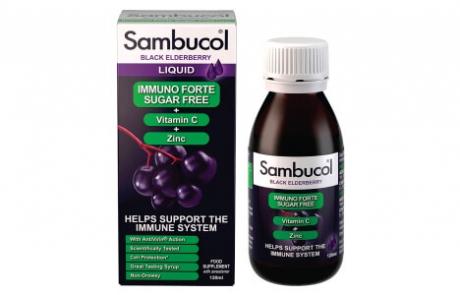 Sambucol Immuno Forte Sugar Free