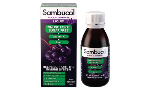 Sambucol Immuno Forte Bez Šećera