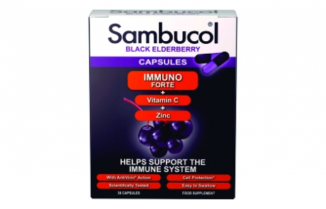 Sambucol Immuno Forte Capsules